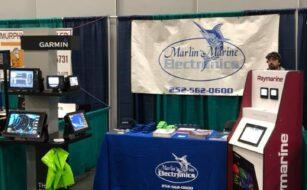Marlin Marine at Virginia Boat Show